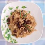 Risotto de hongos / Fungi risotto