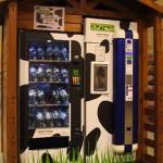 Máquinas expendedoras de leche fresca / Fresh milk vending machines