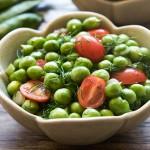 Guisantes tiernos / Fresh peas