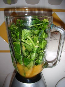 Batidos verdes / Green smoothies