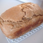 Pan de 4 cereales / 4 Cereal bread