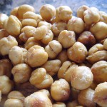 Garbanzos Crujientes / Crispy Chickpeas