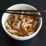 Ramen con Pollo – Chicken Ramen