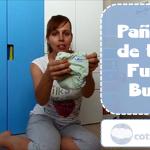 Pañales de tela: Fuzzi Bunz – Cloth diapers: Fuzzi Bunz