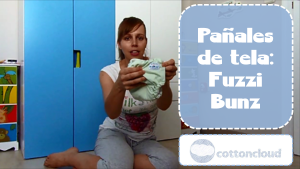 Pañales de tela: Fuzzi Bunz - Cloth diapers: Fuzzi Bunz