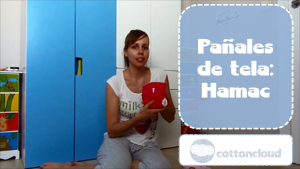 Pañales de tela: Hamac - Cloth diapers: Hamac