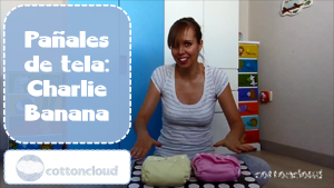Pañales de tela: Charlie Banana - Cloth diapers: Charlie Banana