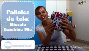 Pañales de tela: Miosolo (Bambio Mio) - Cloth Diapers: Miosolo (Bambino Mio)