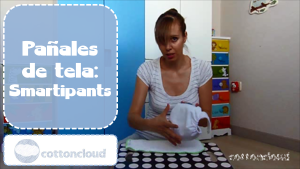 Pañales de tela: Smartipants - Cloth diapers: Smartipants