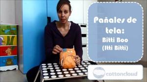 Pañales de tela: Bitti Boo - Cloth diapers: Bitti Boo